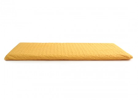 Monaco Floor mattress 120X60X4 farniente yellow