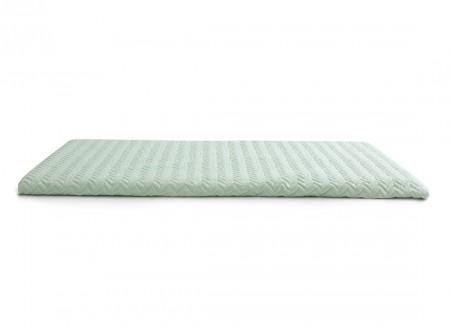 Monaco Floor mattress 120X60X4 provence green
