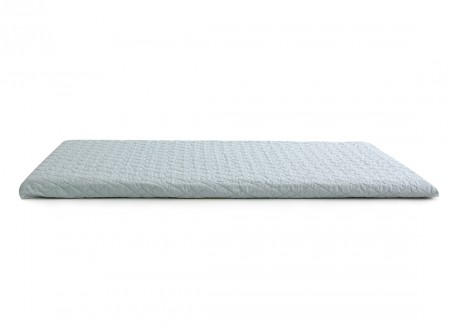 Monaco play mattress • riviera blue