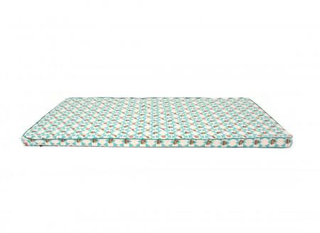 Saint Tropez floor mattress 120X60X4 green circus