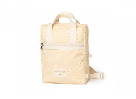 Sunshine mini backpack daisies