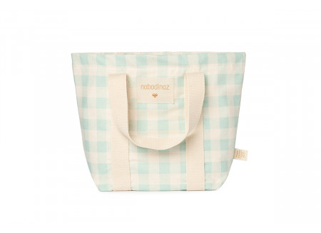 Sunshine mini bag opaline vichy