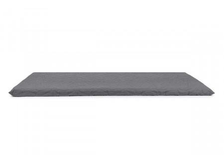 Monaco play mattress • slate grey