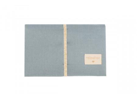 Mozart changing pad • stone blue