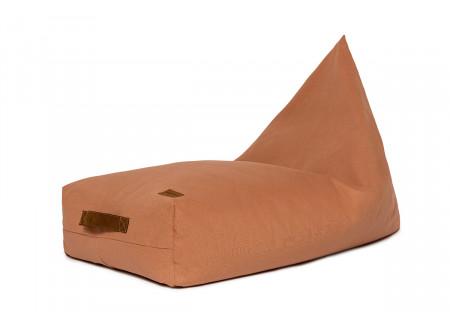 Oasis kid beanbag sienna brown
