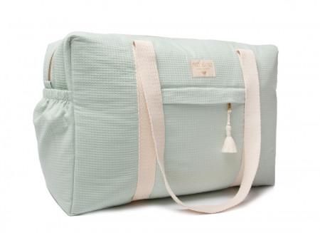 Opera waterproof maternity bag 29x46x20 aqua