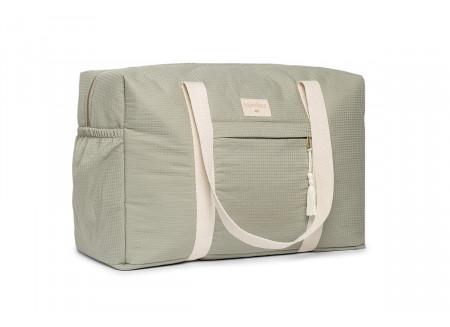 Opera waterproof maternity bag • laurel green