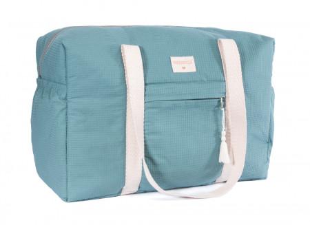 Opera maternity bag magic green