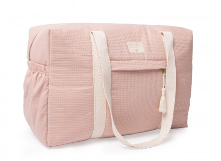 Opera waterproof maternity bag 29x46x20 misty pink