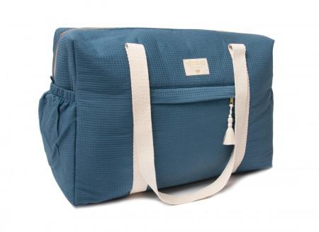 Opera maternity bag night blue