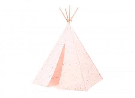 Phoenix teepee 149x100 gold stella/ dream pink