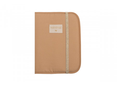 Poema health booklet A5 • honeycomb nude