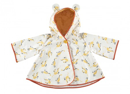Raincoat Venezia honey monkeys