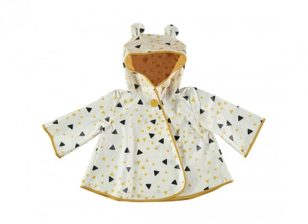 raincoat venezia black honey sparks - 2 sizes
