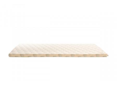 Saint Barth floor mattress blue gatsby cream