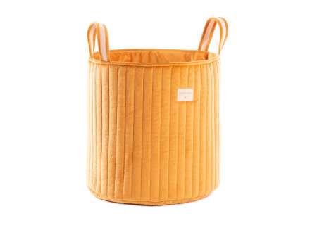 Savanna velvet toy bag farniente yellow