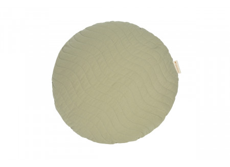 Sitges cushion • linden green