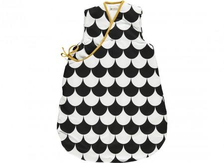 Montreal sleeping bag black scales - 2 sizes