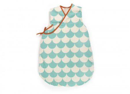 Montreal 6-18M sleeping bag • green scales