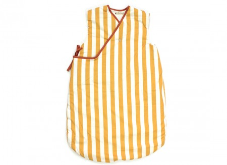 Sleeping bag Montreal honey stripes - 2 sizes