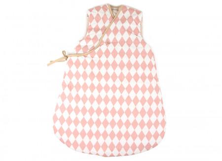 Montreal 6-18M sleeping bag • pink diamonds