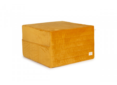 Sleepover mattress • velvet farniente yellow