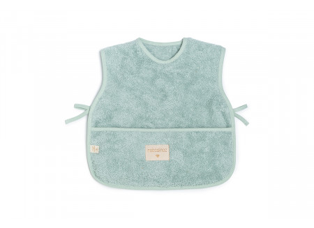 So Cute baby Apron 6-18M • green