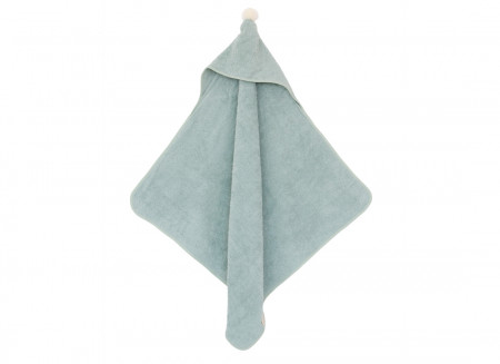 So Cute baby bath cape 73x73 green