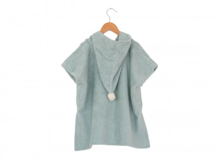 So Cute poncho 55x58 3-5 y green