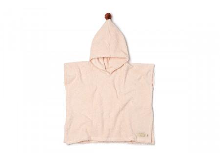 So Cute 3-5yo poncho • pink