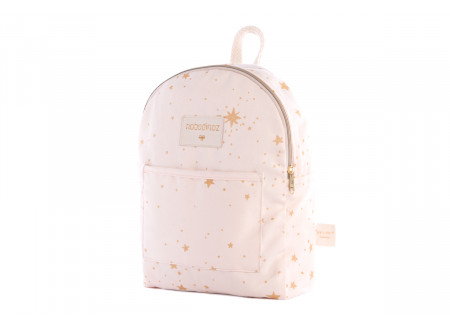 Too Cool mini backpack gold stella/ dream pink