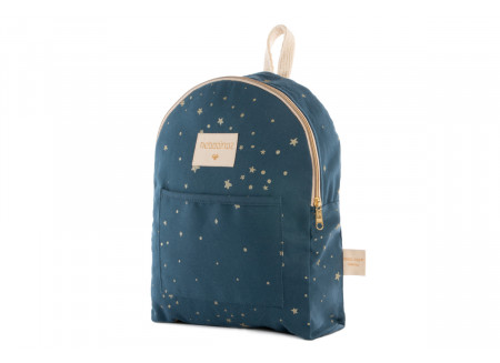 Too Cool mini backpack gold stella/ night blue