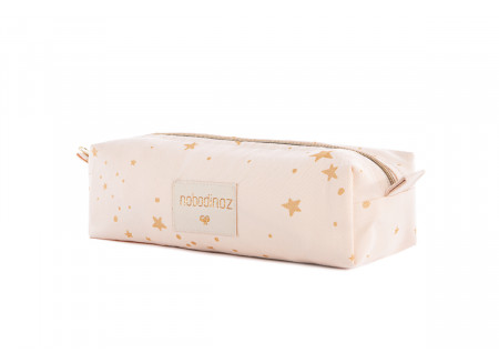 Too Cool pencil case gold stella/ dream pink