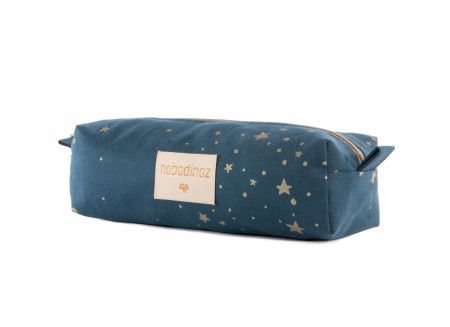 Too Cool pencil case gold stella/ night blue