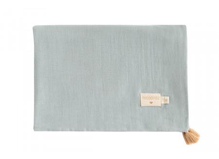 Treasure summer blanket • riviera blue