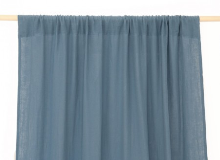 Utopia curtain 146x280 night blue