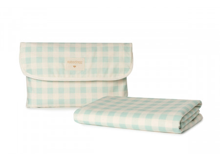 Sunshine waterproof picnic cloth opaline vichy