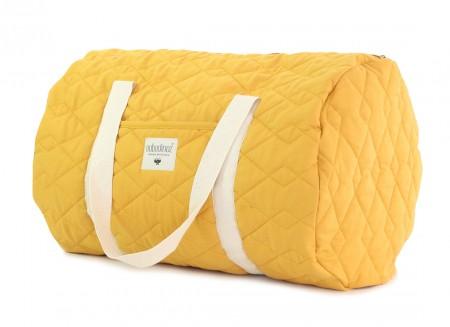Los Angeles weekend bag • farniente yellow