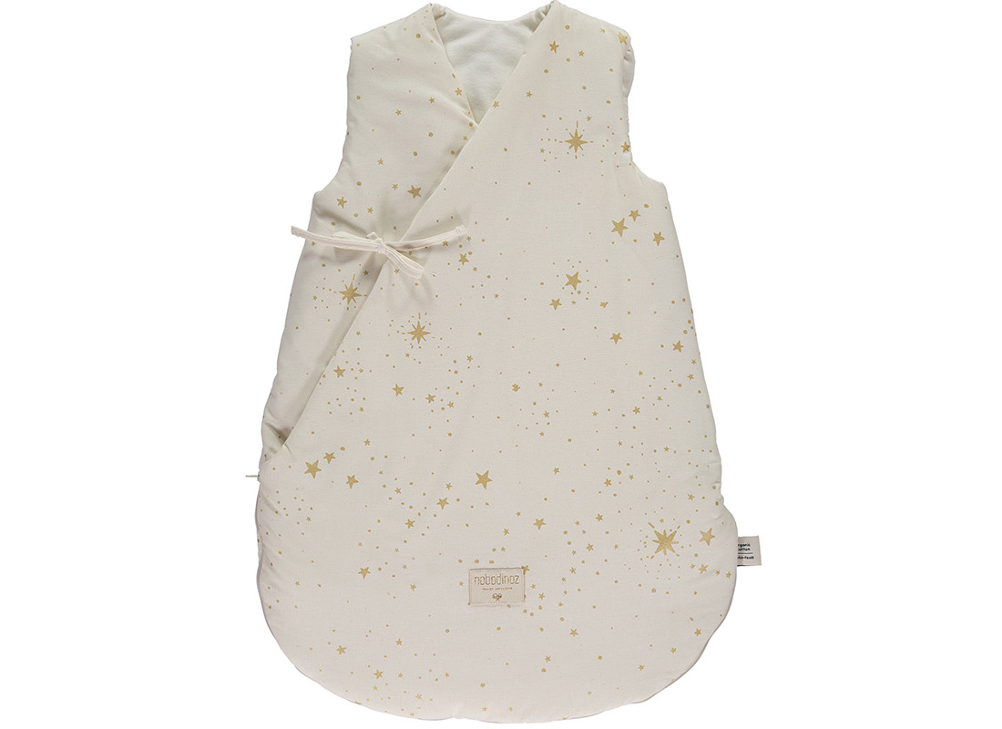 Cloud winter sleeping bag gold stella/ natural - 2 sizes