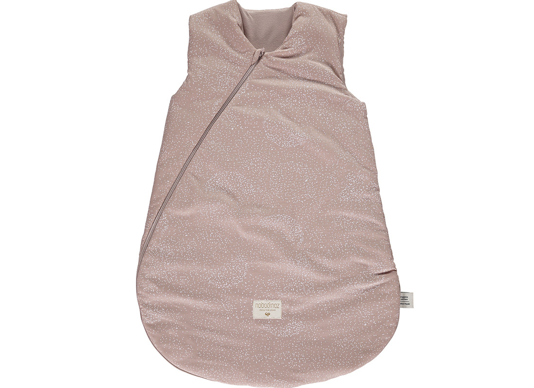 Cocoon sleeping bag white bubble/ misty pink - 2 sizes