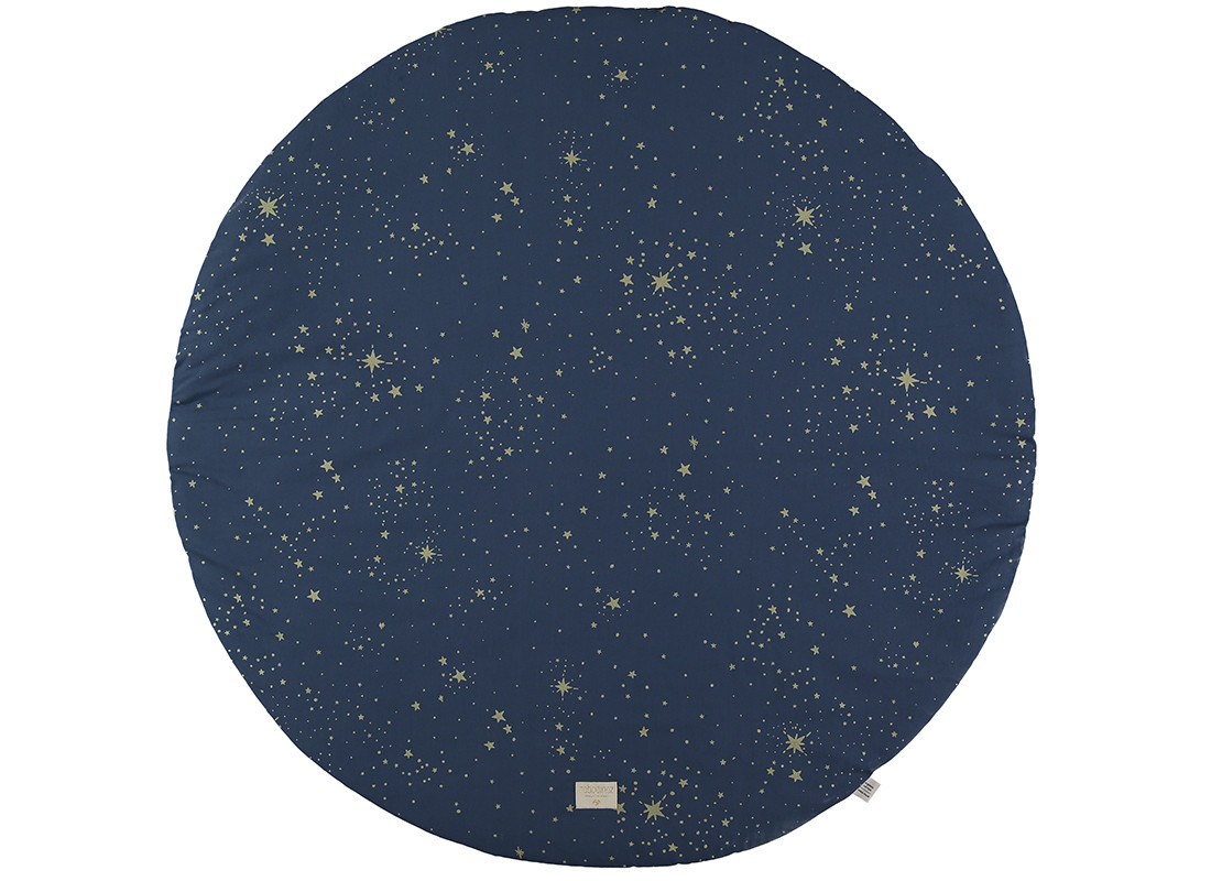 Full Moon play mat gold stella/ night blue - 2 sizes