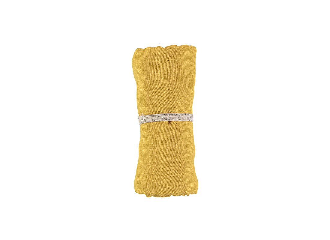 Baby Love swaddle farniente yellow