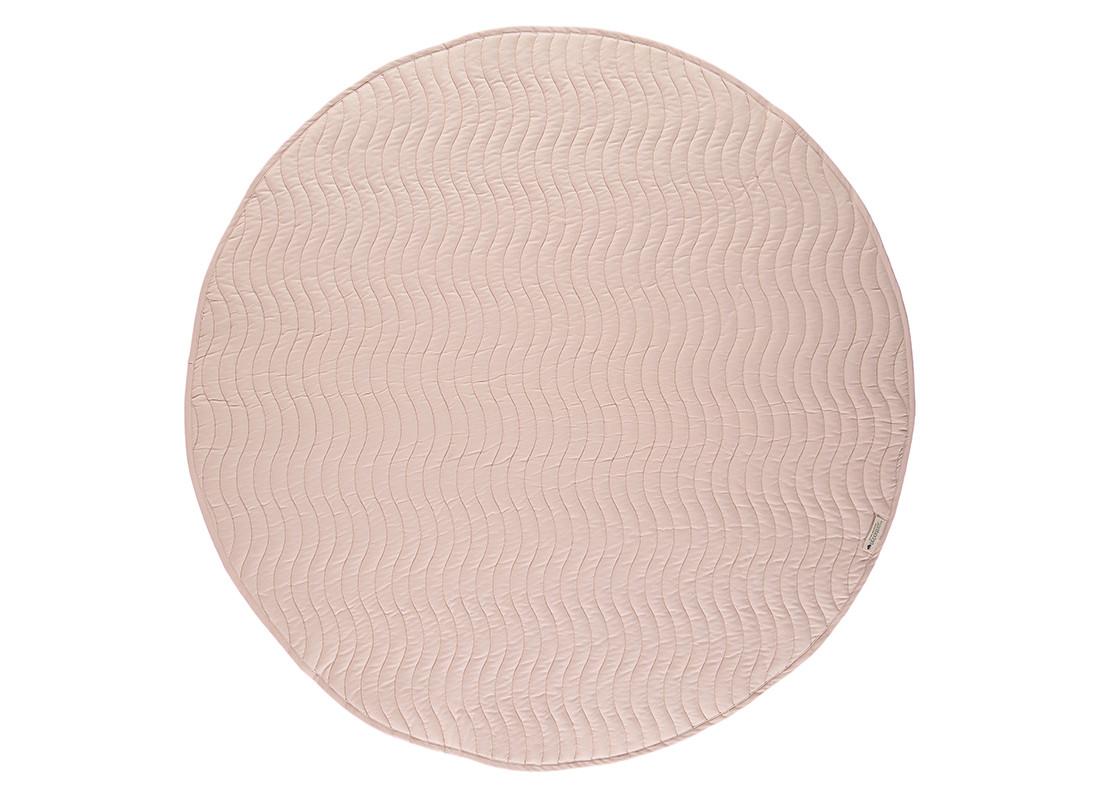 Kiowa play mat 105x105 bloom pink