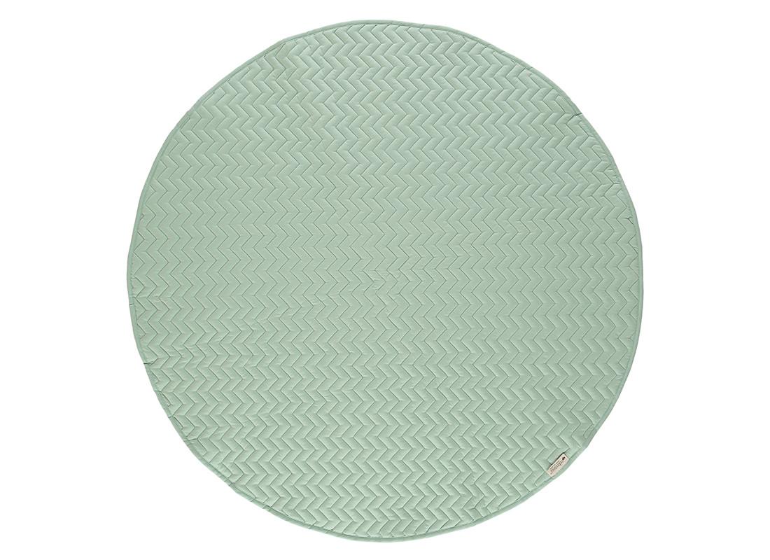 Kiowa play mat 105x105 provence green