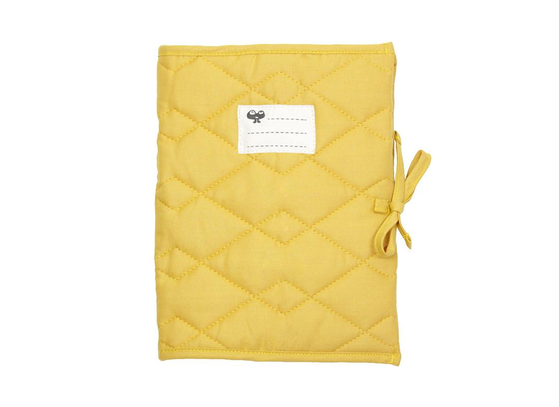 Salamanca health booklet sleeves 23x17 farniente yellow