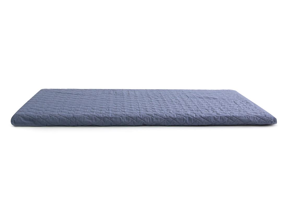 Monaco Floor mattress 120X60X4 aegean blue