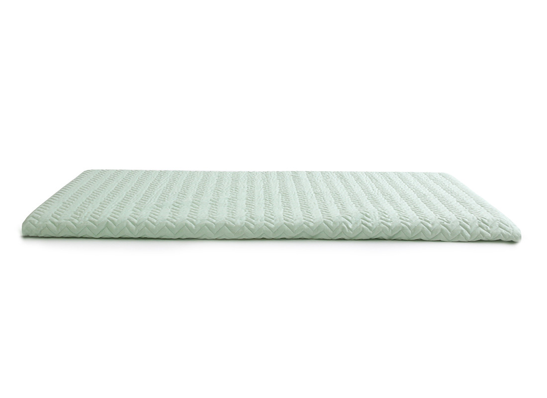 Monaco Floor mattress 120X60X4 provence green