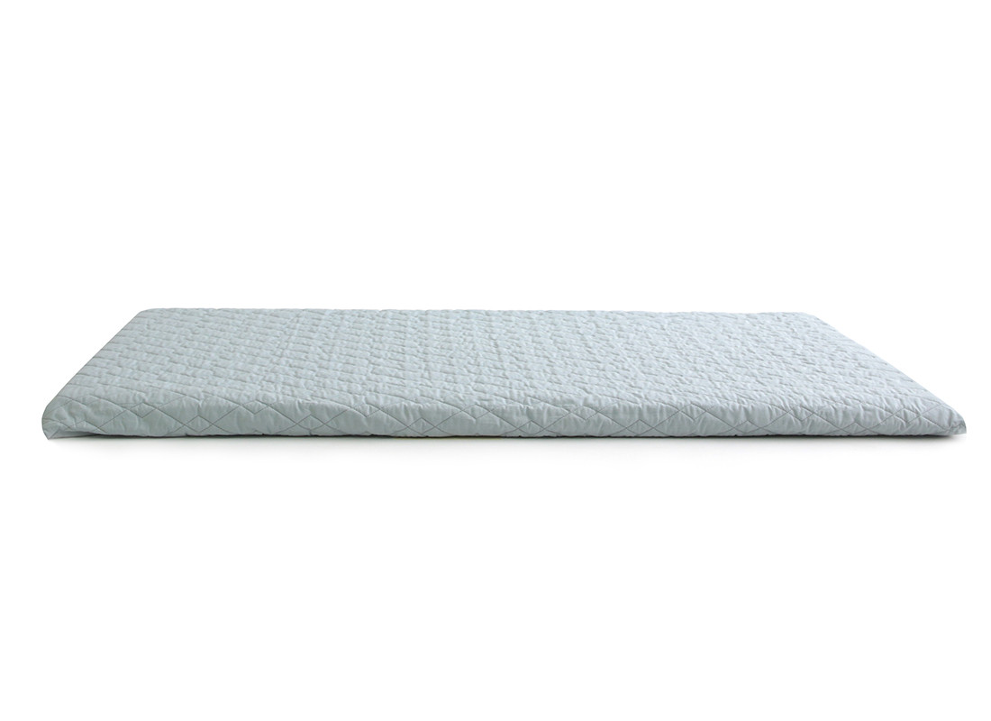 Monaco play mattress • riviera blue