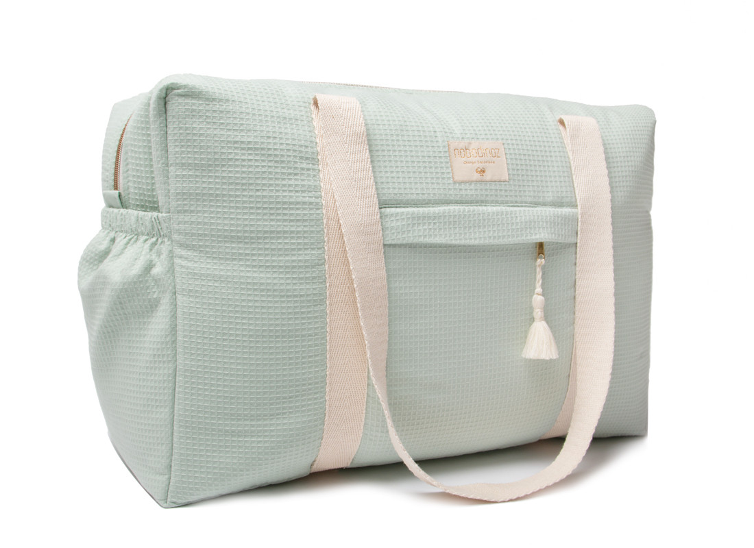 Opera waterproof maternity bag 29x46x20 aqua