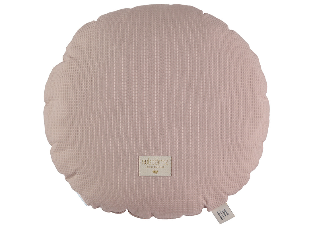Coussin Newton 40x40 misty pink